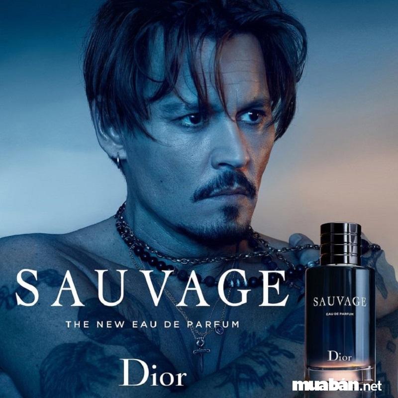 Nước hoa nam Dior Sauvage (Dior)
