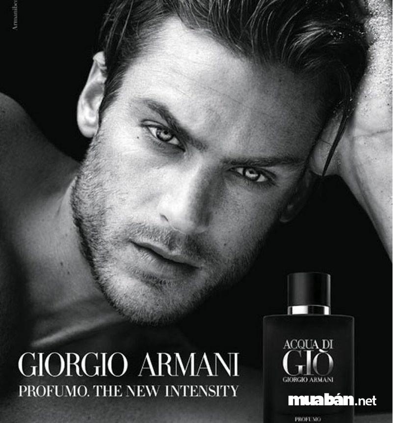 Nước hoa nam Aqua Di Gio Profumo (Giorgio Armani)