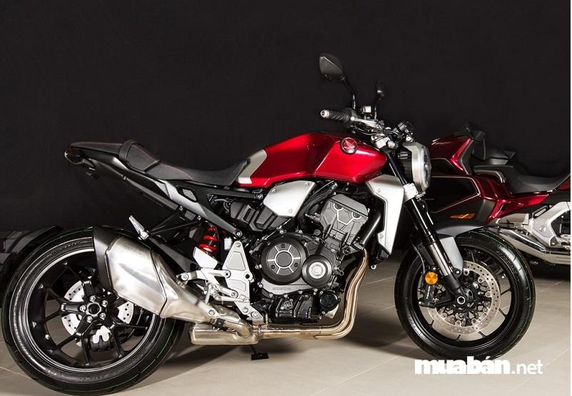 Xe phân khối lớn Honda CB1000R