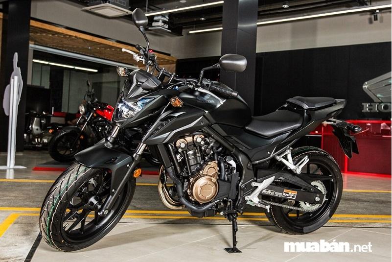 Xe phân khối lớn Honda CB500F