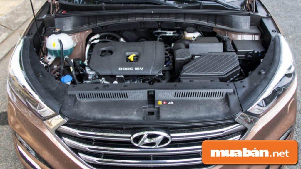 Các phiên bản của Tucson đều trang bị hệ thống Drive Mode 3 chế độ Eco – Normal – Sport.