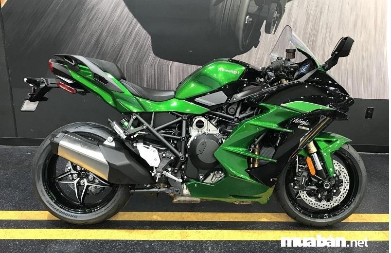 "Kawasaki Ninja H2 SX SE: ""sport-touring"" mạnh nhất 2018"