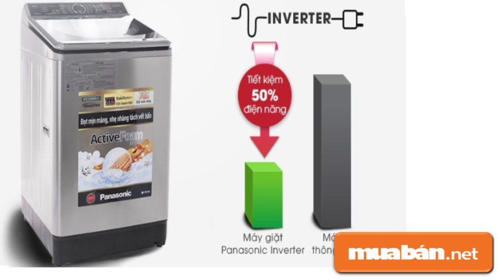 Công nghệ Inverter kết hợp với cảm biến sinh thái Econavi giúp máy sử dụng nhiên liệu tiết kiệm tối ưu hơn.