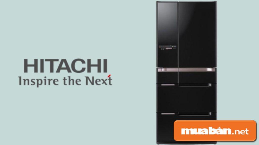 Hitachi nổi tiếng với ngoại hình bỏng bẩy, thời trang, bền bỉ và nhiều tính năng hiện đại.