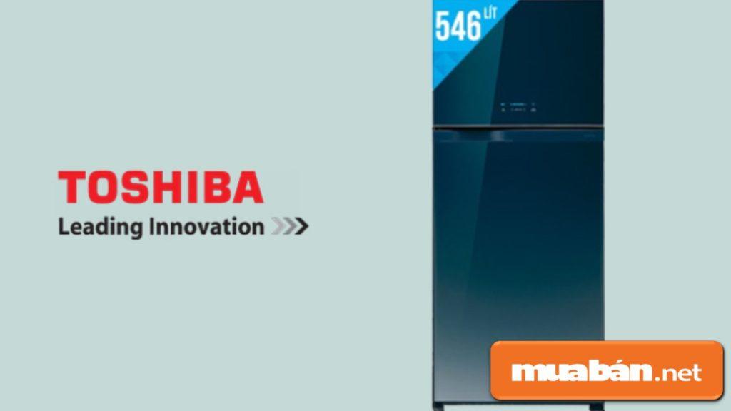 Tủ lạnh của Toshiba đều được sản xuất tại Thái Lan nên khá yên tâm về chất lượng sản phẩm.