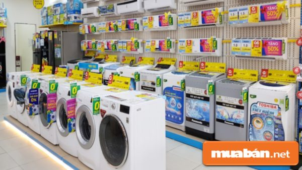 Top 3 hãng máy giặt uy tín nhất bạn nên mua!