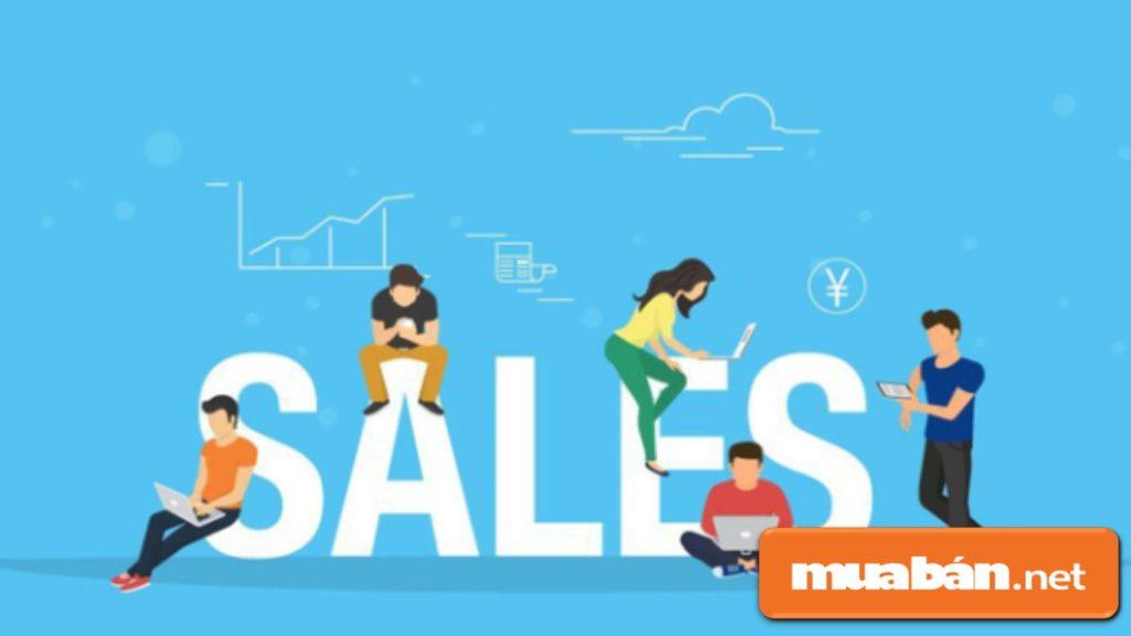 Sale phải nắm vững các thông tin liên quan đến sản phẩm/dịch vụ, tư vấn, hỗ trợ khách hàng...