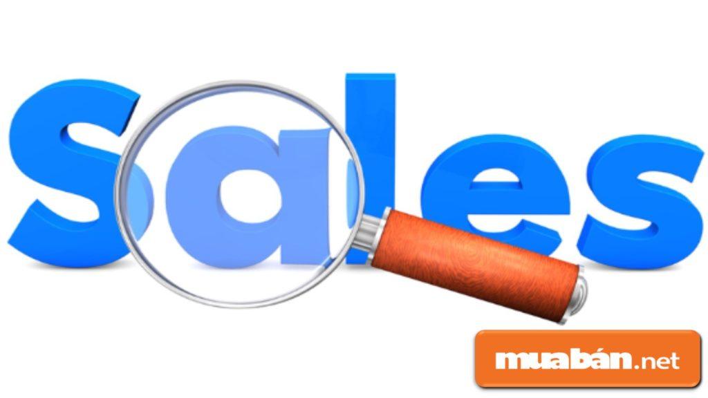 Sale là bộ phận bán hàng trực tiếp và đưa sản phẩm tiếp cận với khách hàng.