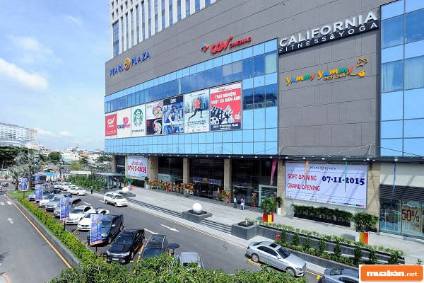 tòa nhà cho thuê văn phòng quận Bình Thạnh