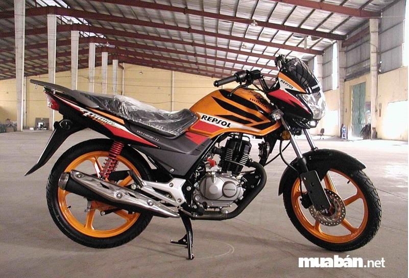 Honda Fortune 125 Honda Fortune 125 có thiết kế mang dáng vẻ của một chiếc nakedbike.