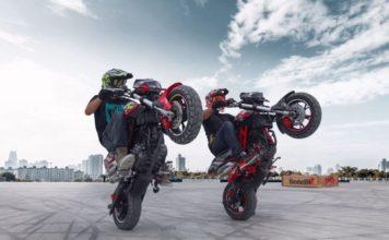 Xe mô tô giá rẻ Benelli TNT 125