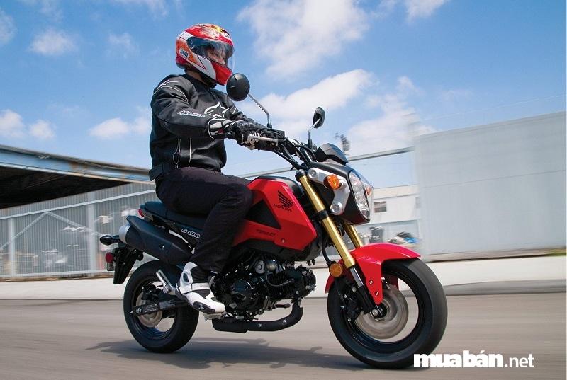 Honda MSX phiên bản 2019 cũng có nhiều cải tiến nhiều so với phiên bản cũ.