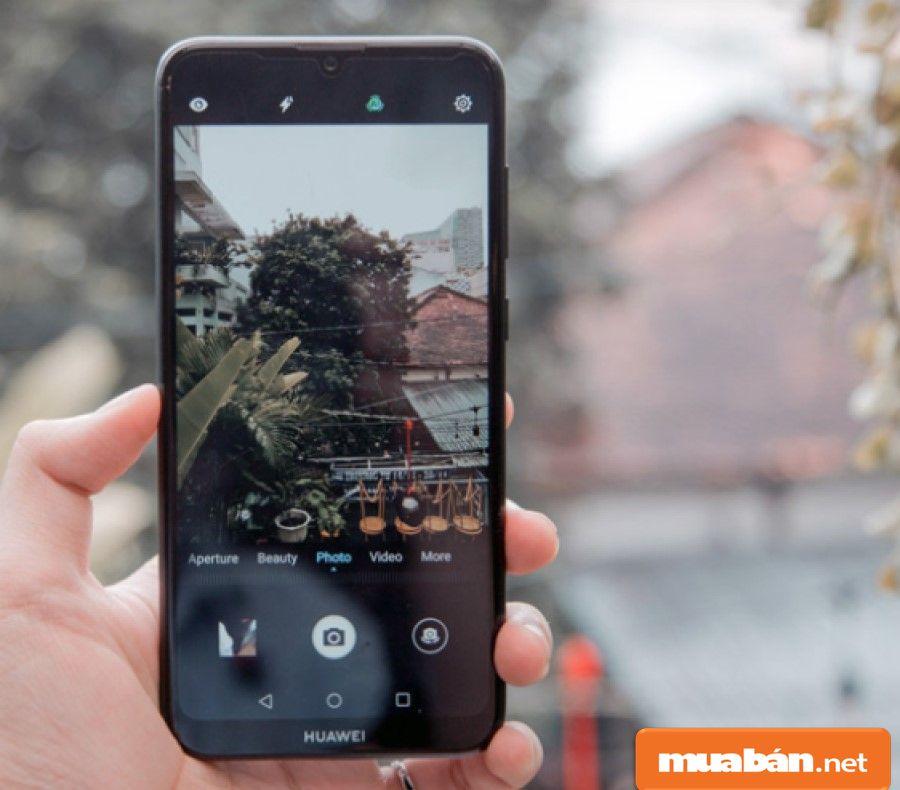 Huawei Y7 Pro xứng đáng là 1 trong những điện thoại dưới 4 triệu mà bạn nên mua.