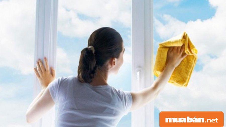 Chọn công việc dọn dẹp theo giờ vào ngày chủ nhật cũng đang trở nên phổ biến.