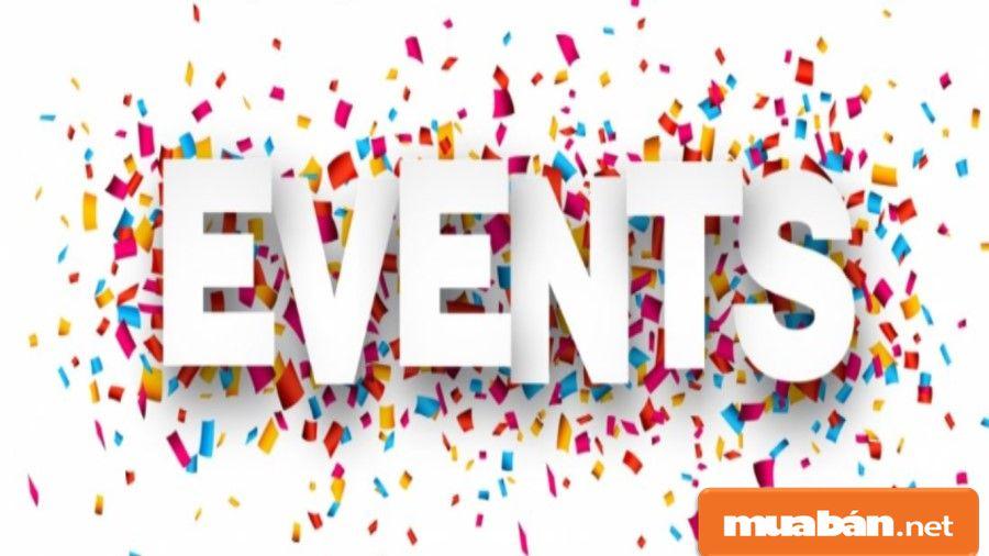 Tổ chức sự kiện vào ngày cuối tuần hứa hẹn sẽ mang lại cho bạn mức thu nhập đáng kể.