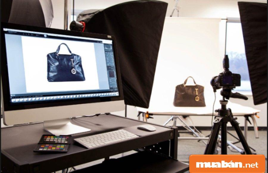 """Nếu bạn có máy ảnh """"xịn"""", có chút kinh nghiệm và khiếu thẩm mỹ, hãy nhận chụp hình sản phẩm cho các shop online."""