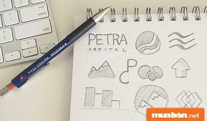 Nếu có năng khiếu về đồ họa, bạn hãy thử nhận công việc thiết kế logo tại nhà.
