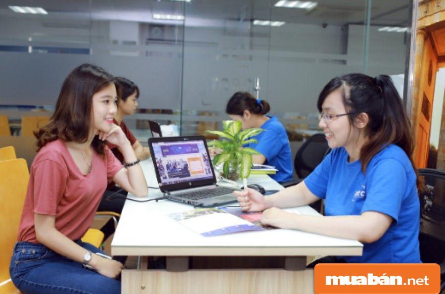 Nghề tư vấn du học cũng đòi hỏi trình độ và kinh nghiệm nhất định về các kỹ năng.