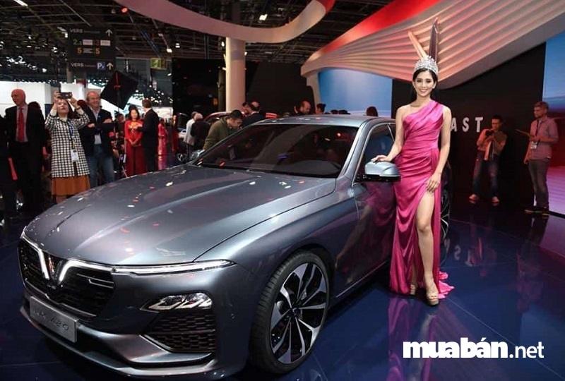 Xe ô tô VinFast Lux A 2.0