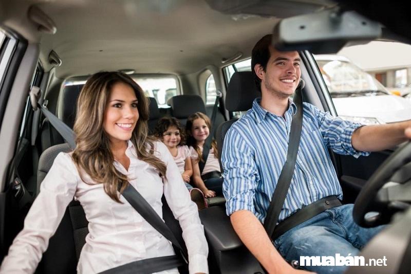8 dòng xe 7 chỗ cho gia đình