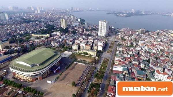 bds quanh thủ đô Hà Nội
