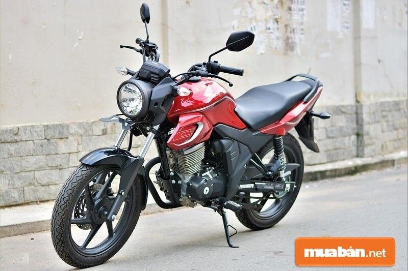 Honda CB150 Verza là mẫu naked-bike được sản xuất dành riêng cho thị trường Indonesia.