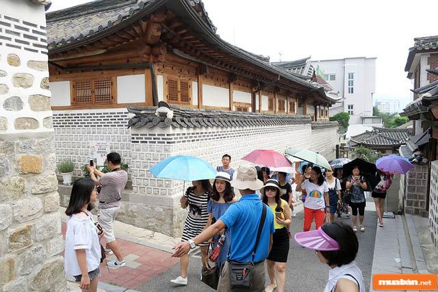 làm việc ngắn hạn tại Hàn Quốc