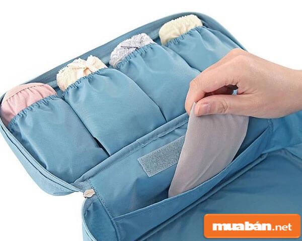 Top 7 mẫu túi đựng đồ du lịch cá nhân bền đẹp rẻ nhất