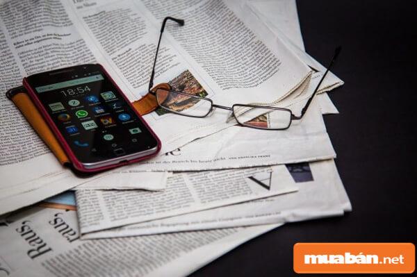 ứng dụng thông minh trên điện thoại