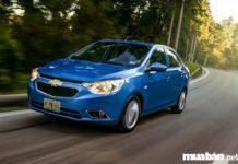 """Chevrolet Aveo 2017 biết """"nịnh"""" khách bằng mức giá bình dân"""