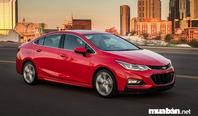 Chevrolet Cruze Phiên Bản Nâng Cấp Này Còn Có Một Số Thay Đổi Nhỏ Ở Cả Nội Và Ngoại Thất.