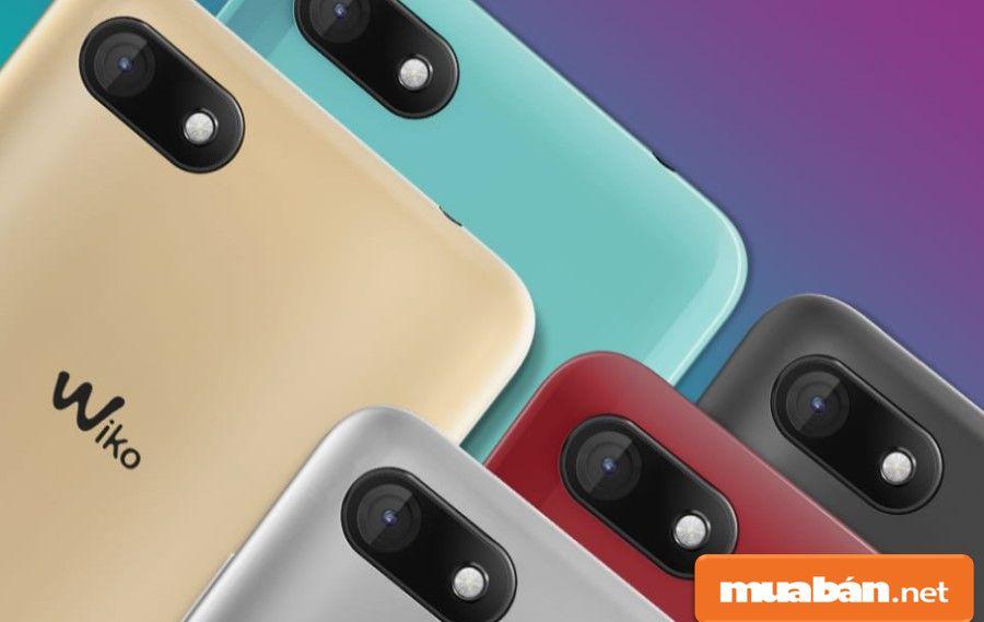 Thiết kế của Wiko Sunny 3 khá đơn giản, trẻ trung nhưng năng động, với 5 màu sắc cho bạn thoải mái lựa chọn.