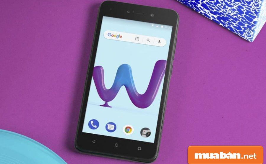 Wiko Sunny 3 dùng hệ điều hành Android Oreo, ram 512Mb, chip đồ họa Mali-T820, CPU 4 nhân với tần số 1.3GHz.