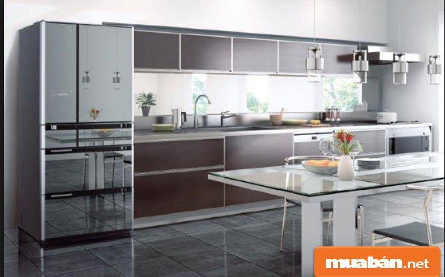 Tính năng tiết kiệm điện thường được thiết kế trên các sản phẩm cao cấp, điển hình như các dòng tủ lạnh cao cấp.