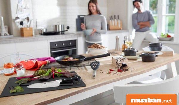 Dụng cụ nhà bếp cao cấp – 5 lưu ý giúp chọn đồ dùng tốt nhất hiện nay!