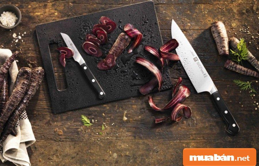 Sản phẩm chủ đạo và nổi tiếng nhất của Zwilling là dao.