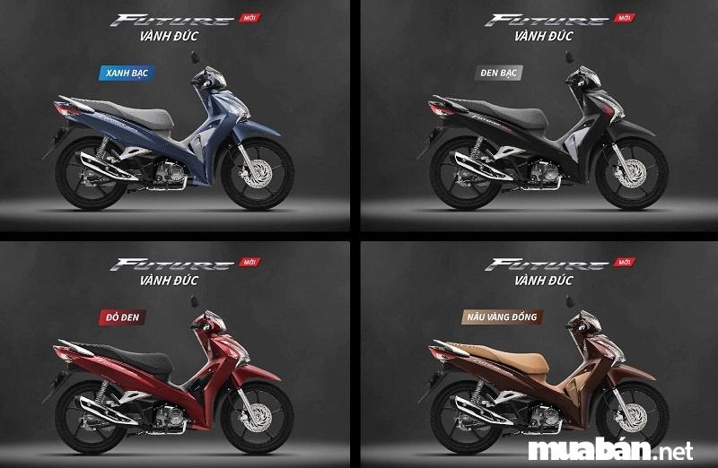 Giá bán xe Honda Future Neo 125