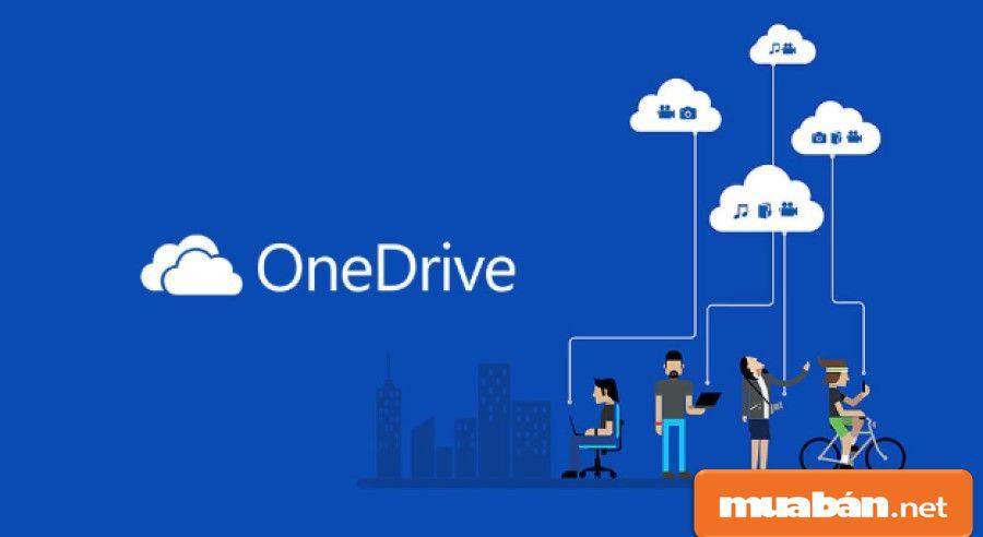 Microsoft còn cung cấp tài khoản với dung lượng 15GB trên OneDrive (lưu trữ trên dịch vụ đám mây) miễn phí.