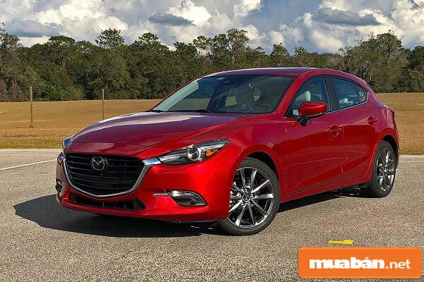 Mazda 3 cũ