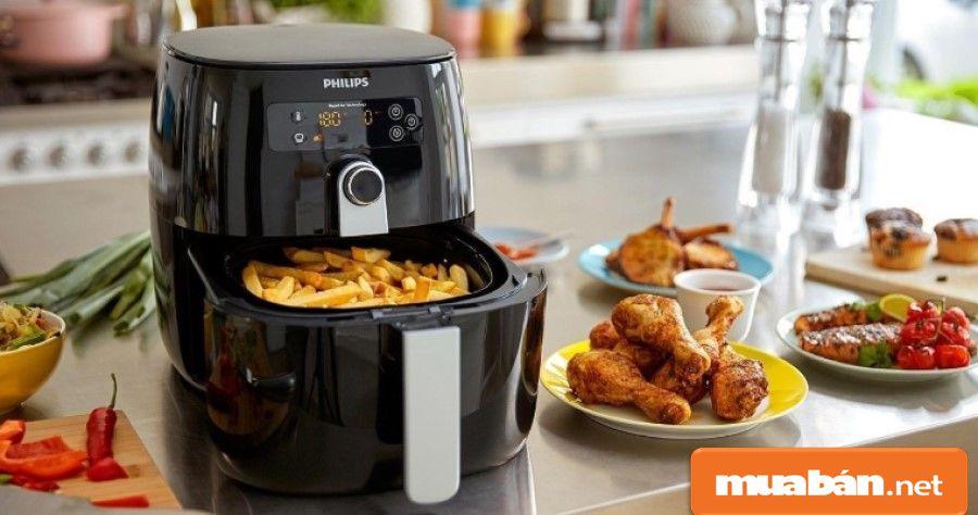 Đảm bảo an toàn và sạch sẽ cho bếp của bạn vì không xảy ra tình trạng dầu mỡ bắn...