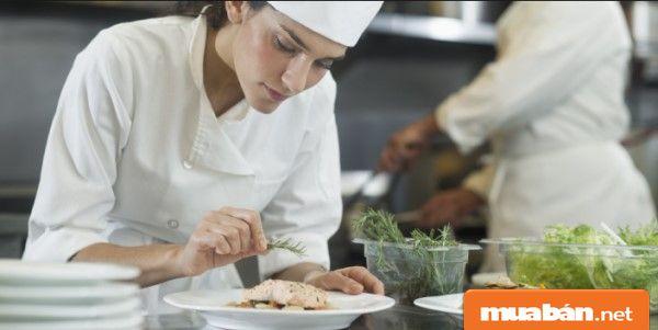 Phụ bếp – Và 5 điều có thể bạn chưa biết về nghề này!