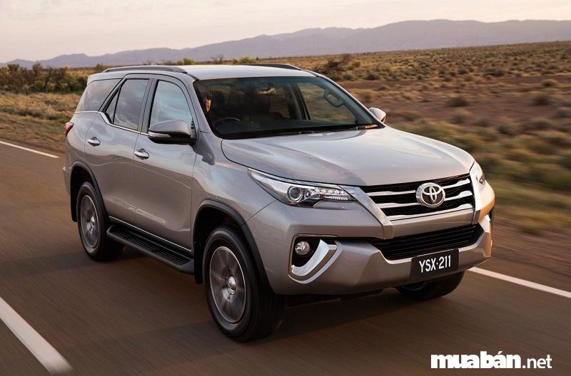 Toyota Fortuner 2017 chính thức ra mắt thị trường Việt Nam ngay trong tháng 1/2017.