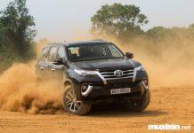 Vì sao Toyota Fortuner 2017 ngay từ khi mới ra mắt đã bán vượt doanh số?