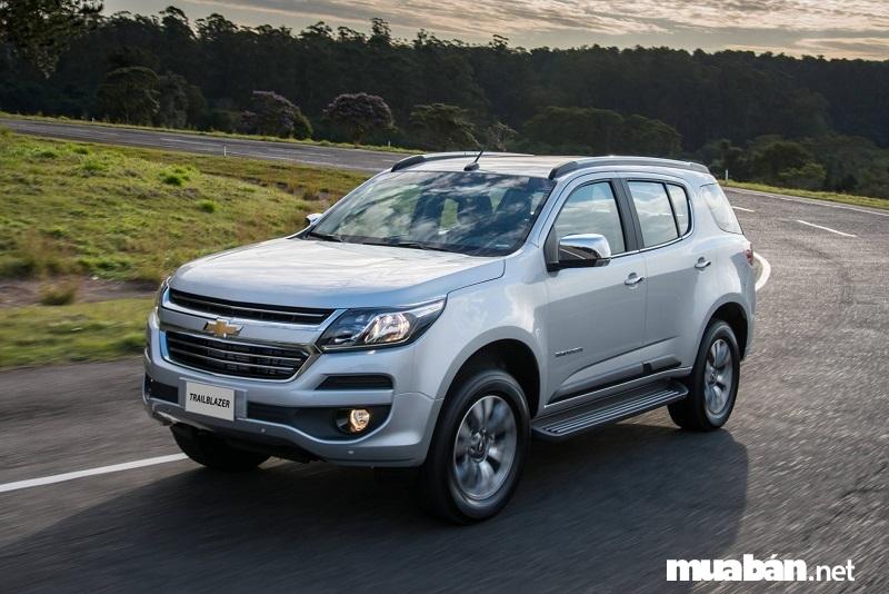 Chỉ sau 2 tháng ra mắt Chevrolet Trailblazer đang chứng tỏ được sức hút trong phân khúc SUV 7 chỗ.