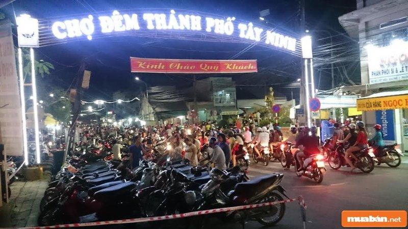 cho Tay Ninh