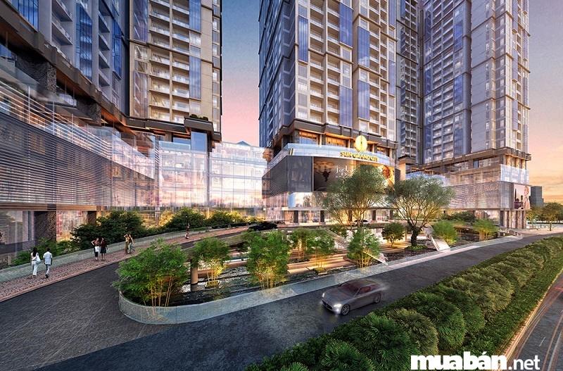 Chung cư Sun Grand City Ancora Residence