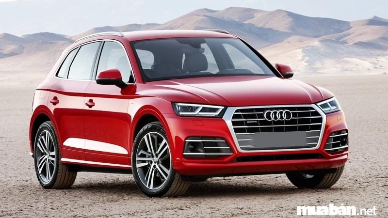 Xe Audi Q5