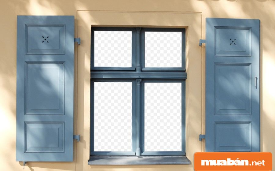 Bạn có thể sửa lại những nơi hỏng hóc, hoặc đầu tư sơn mới ngoại thất căn hộ.