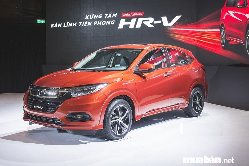5 Ưu điểm chinh phục khách hàng Việt của mini SUV Honda HRV 2019