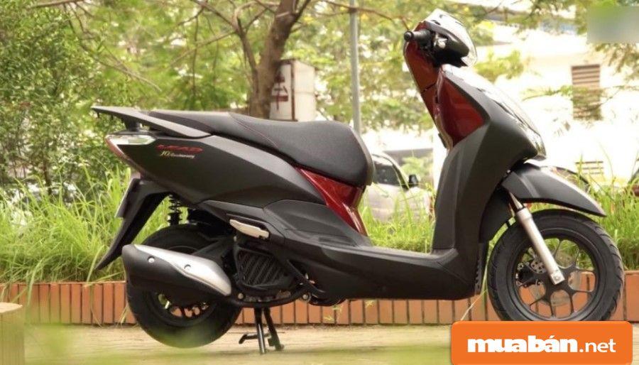 Ở các mẫu xe mới nhất, Honda đã cố gắng điều chỉnh thiết kế cho trọng lượng xe được giảm xuống, để xe được nhẹ hơn.